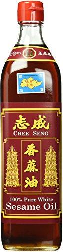 Chee Seng Öl Sesam weiß, 1er Pack (1 x 750 ml)