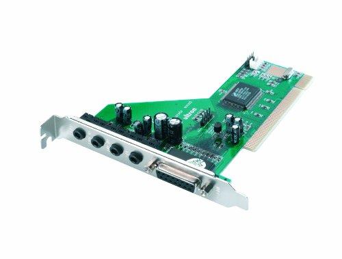 Ultron PCI Soundkarte 4 Channel Retail