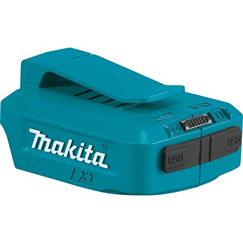 Makita DEBADP05 Accu-USB-adapter 18 V
