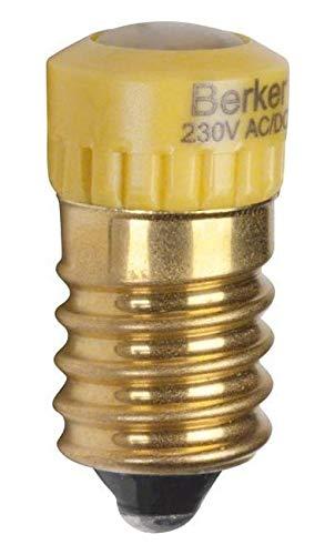Hager LED-lamp E14 230 V 4,2 Ma geel