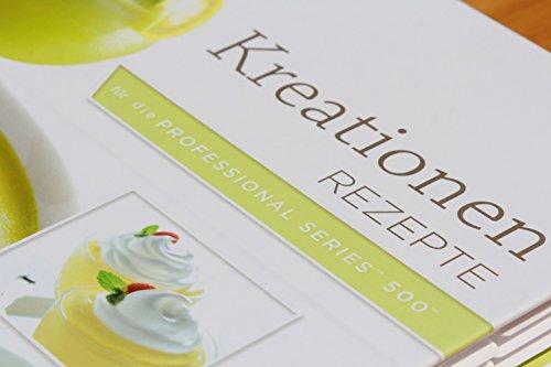 Vitamix Kreationen Rezepte für die professionale Series 500