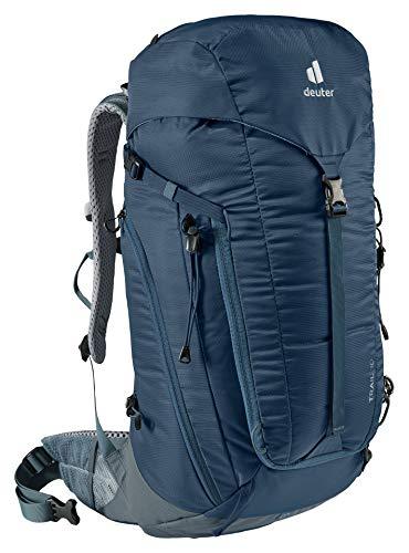 Deuter Trail 30 Mochila para Senderismo, Unisex Adulto, Azul Marino, 30 L