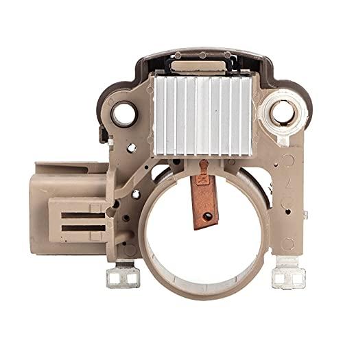 QIANGQIANG Very gondhh Regulador de Voltaje del generador de alternador eléctrico de 12V Coche IM847 A866X25572 Apto for Mitsubishi IR SI Alternadores