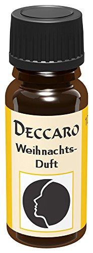 deccaro Aromaöl Weihnachtsduft, 10 ml (Parfümöl).