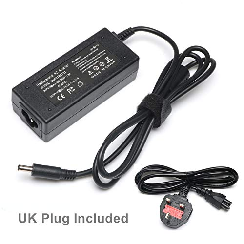 SKOTSTYLE 19.5V 2.31A 45W Laptop Charger for DELL Inspiron 11 13 14 15 17 3000 5000 7000 Series AC Adaptor Power Supply