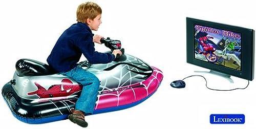 echa un vistazo a los más baratos LEXIBOOK Spidermann Tv Jet Jet Jet Ski  Venta en línea precio bajo descuento