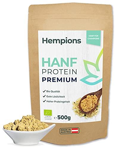 Hempions -   Premium Hanfprotein