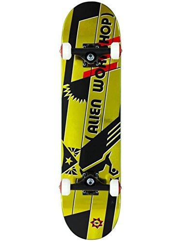 Alien Workshop Skateboard Komplett Veritas - 7.75 Inch Gold (One Size , Gelb)