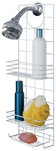 Better Houseware Shower Caddy White