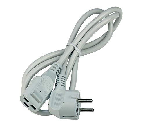 Kabel mit Kaltgerätestecker für Einbaubackofen 1,2 m Siemens 00644825