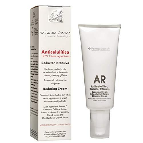 Farma Dorsch Crema Anticelulítica (Para Todo Tipo De Pieles) - 200 ml.