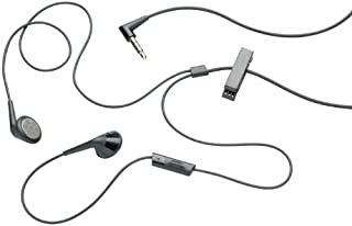 BlackBerry 3.5mm Premium Stereo Headset for Apple iPad 1 & 2/Apple iPhone/Most Cell Phone Models (HDW-24529-001)