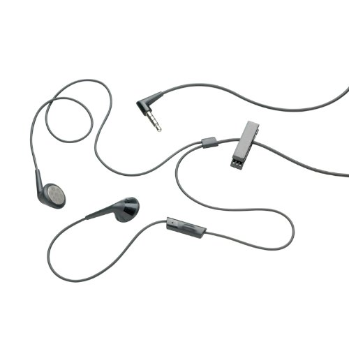 Blackberry 3.5mm Black Wired In Ear Headset ACC-24529-001