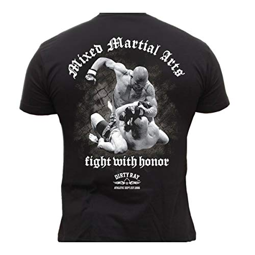 Dirty Ray MMA Fighter Herren Men's...