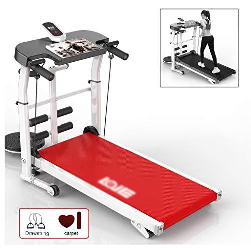 Máquinas de Cardio Maquinaria Cinta de Correr Caminar Cubierta Máquina de Silencio con el Plegado de…