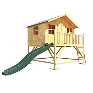 BillyOh 6x7 Lollipop Max Tower Playhouse With Slide