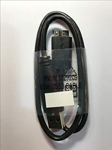 Echte USB 3.0-kabel voor Seagate Expansion SRD00F2 externe harde schijf 2 TB
