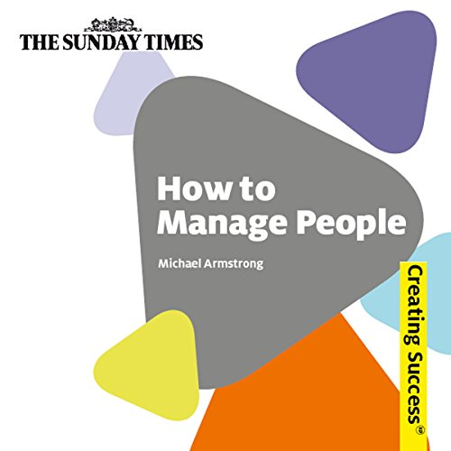 How to Manage People audiobook cover art