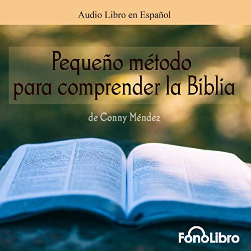 Pequeño Metodo para Comprender la Biblia [Small Method to Understand the Bible] Titelbild