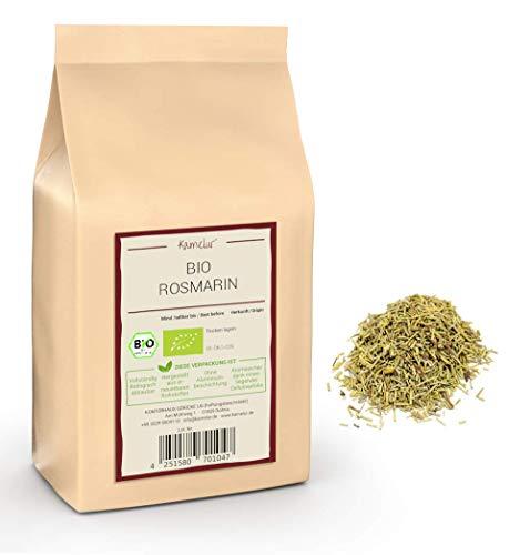 500g di rosmarino bio essiccato - aghi di rosmarino tagliati come base perfetta per il tè al rosmarino