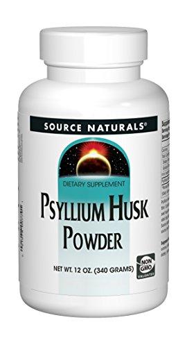 Psyllium Husk Powder, 12 oz