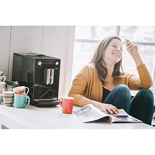 41x6JznTaTL. SS500  - Melitta Automatic Espresso Machine, Purista Model, F230-102, Black, 6766034