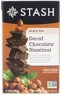 hazelnut tea