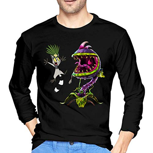 Camisetas de Manga Larga, Hombre, Camisas Casual, Ropa
