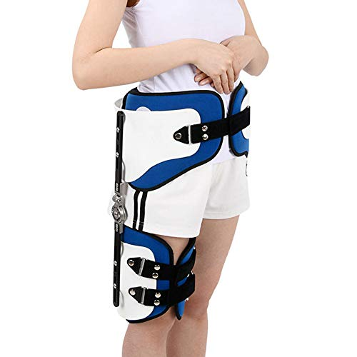 Oberschenkelbandage Hüft Hüftstütze 8 Segment Länge Einstellbarer Stützrahmen Für Hüfte, Leiste, Hip Ischias Verletzung Schmerzlinderung