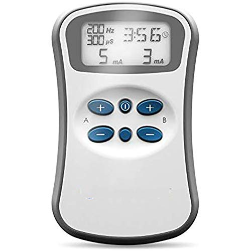 Tens Ems Electroestimulador, Electroestimulador Digital Muscular, FDA Cleared, Gimnasia Pasiva, Electro Estimuladores Musculares, Electrodos Para Tens, Mini Masajeador Y Estimulador