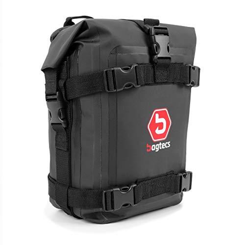 Sturzbügeltasche Kompatibel für Schutzbügel Motorrad Bagtecs K3 6 Liter