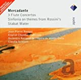 Mercadante: 3 Flute Concertos - Sinfonia on themes from Rossini's Stabat Mater