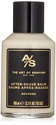 The Art of Shaving After- Shave Balm, Bourbon, 3.3 Fl Oz