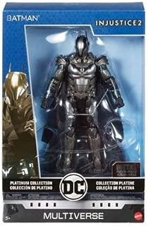 DC Comics Multiverse Platinum Collection Injustice 2 Batman Figure