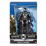 DC Comics Multiverse Platinum Collection Injustice 2 Batman Figure