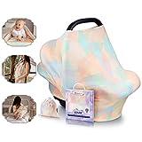 Manta de lactancia NatureBond | La manta de algodón más transpirable y segura...