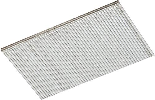 Valu-Air T50 16 Gauge 2-Inch Length Straight Galvanized Finish Nails 2,500-Pack