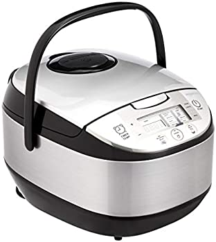 AmazonBasics 10-Cup Uncooked Multi-Functional Rice Cooker