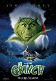 The Grinch - Jim Carrey - Französisch – Film Poster