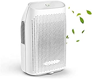 Beauenty Dehumidifier 700ml Water Tank Mini Electric Dehumidifiers for Bedroom Ultra Quiet and Auto Shut Off for Home Bath...