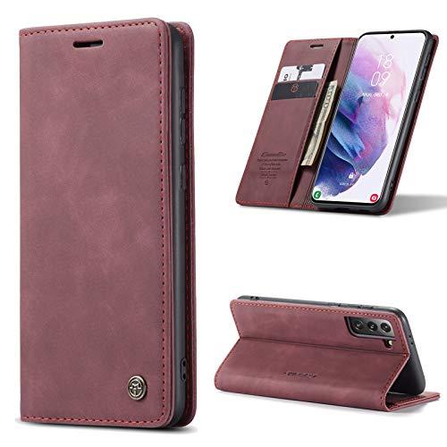 yanzi Cover per Samsung Galaxy S21 Cover Custodia in Pelle Samsung Galaxy S21 Cover a Libro Samsung...