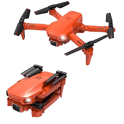 JJDSN Drone con cámara 4k para niños de 8 a 12 años para adultos4k para Adolescentes Juguetes Drone Plegable con foto1080p Video Follow Me Anti-Shake Outdoor Professional para Drone