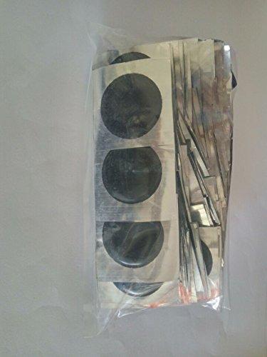 Harzole Tube réparation Patch Sp-13004 Bule Gum 1–3/4 Xffe0 ; 45 mm 100 pcs