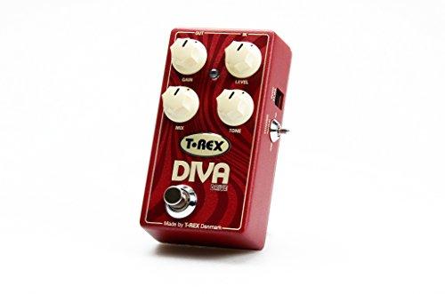 T-Rex DIVA-DRIVE Overdrive Pedal