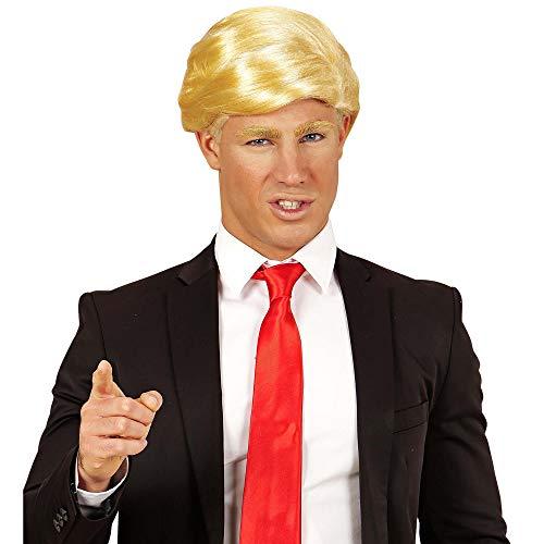Widmann 02097 Mr. President Perücke, Herren, Blond, Einheitsgröße