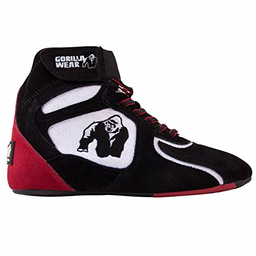 GW CHICAGO HIGH TOPS - BLACK/WHITE/RED-US EU 37