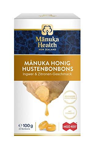 Manuka Health Starter Set, Geschenkset mit Manuka Honig, Lutschbonbons, Zahncreme und Lippenbalsam