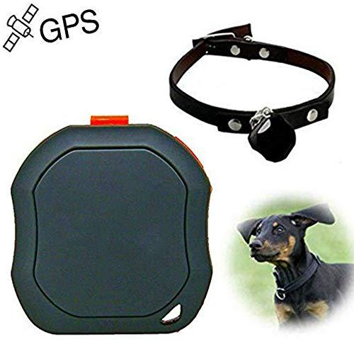 Winnes draagbare mini GPS-tracker, huisdieren hond, kat, voertuigen, kinderen, ouderen, mini GPS, outdoor navigatie, SOS, waterdicht, GPS-lokalisatie, real-time locatie, met gratis app voor Android TK1000