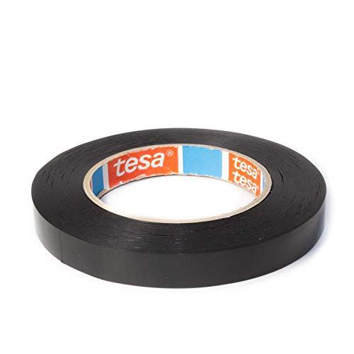 DonDo tesa Strapping Klebeband 4288 schwarz Felgenband Konturenband Transportsicherung 15mm x 66m