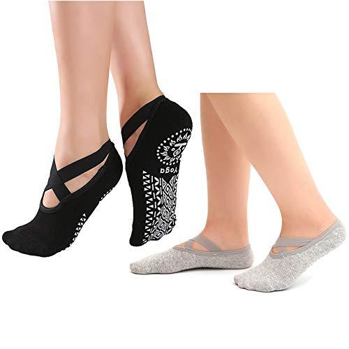 Silicone Non-Slip Yoga Socks Woman Damping Pilates Barre Dance Slippers Ballet